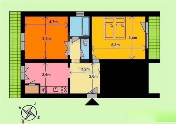 Reality COMFORT LIVING ponúka - Zrekonštruovaný byt s loggiou a balkónom V Ružinove