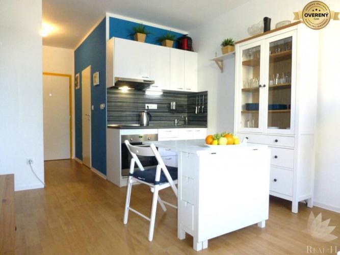 Reality Predaj 1 izbový byt novostavba Betliarska ulica BA V Petržalka