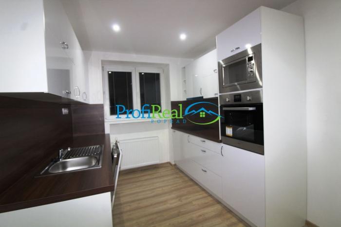 Reality Na predaj prerobený 2-izbový byt vo Svite