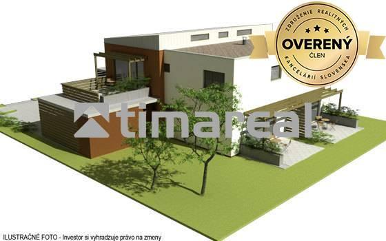 Reality TIMA Real - Na výslní 2i byt, s garážou a terasou, Biely Kostol