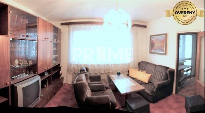 Reality Kompletná cena, 2i byt, loggia, tichá časť, Hraničná ulica, Ružinov
