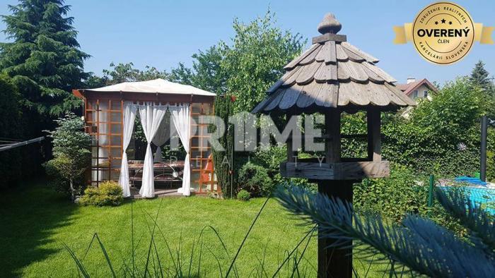 Reality Krásny priestranný 4i byt so záhradou, ulica Záleská,Ivanka pri Dunaji