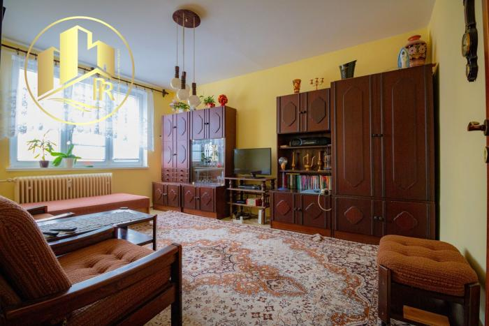 Reality Krásny 3 izbový byt s balkónom na predaj Starý Juh, Poprad