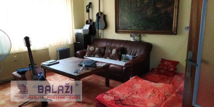 Reality MARTIN - ZÁTURČIE 1 izbový byt 48m2