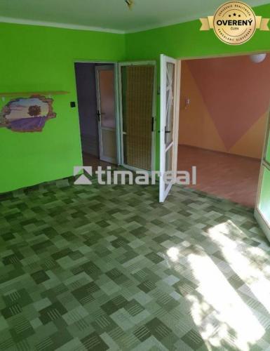 Reality TIMA Real - Ponúka 3 izb. byt v pôvodnom stave na ul. Gejzu Dusíka