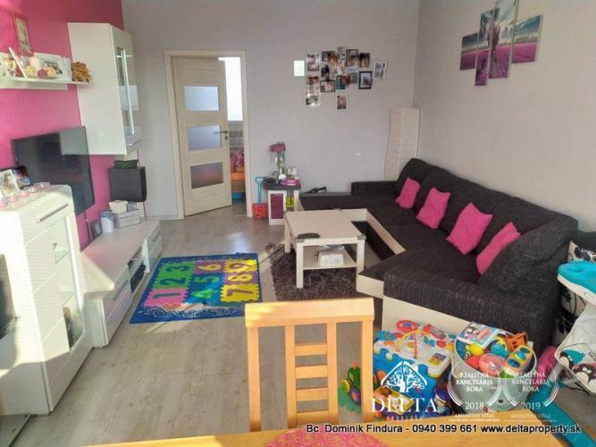 Reality EXKLUZÍVNE - Pekný 3-izbový byt s balkónom na predaj Poprad - Juh 3
