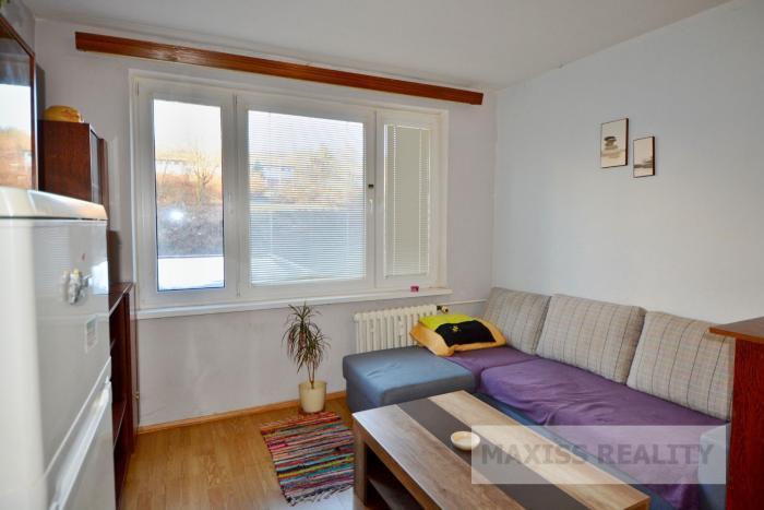 Reality EXKLUZÍVNE: Veľký 1-izbový byt na Internátnej ulici, Banská Bystrica, 39 m2