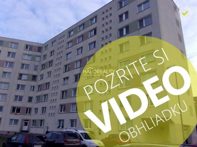 Reality Predaj, trojizbový byt Trnava, Hospodárska II - EXKLUZÍVNE HALO REALITY