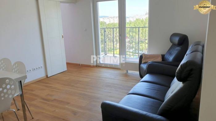 Reality Pekný 2,5i byt, novostavba, balkón, parking, Petržalka City II