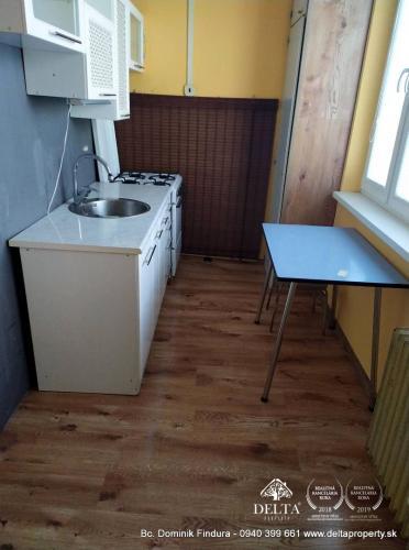 Reality DELTA - 3-izbový byt na predaj Spišská Nová Ves - Mier