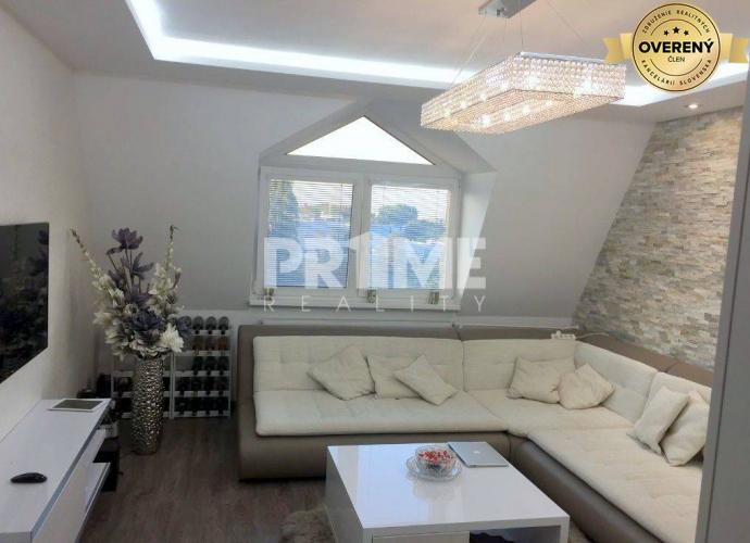 Reality Pekný 3i byt, balkón, klíma, tichá oblasť, Mierová ulica, Ružinov