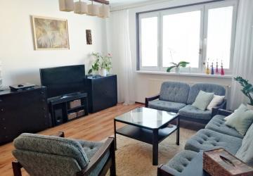 Reality *REGIO-REAL* 3 izbový byt s loggiou, 77m2 – Magurska ul.