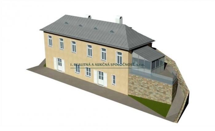 Reality Apartmány v historickom centre - Banská Štiavnica