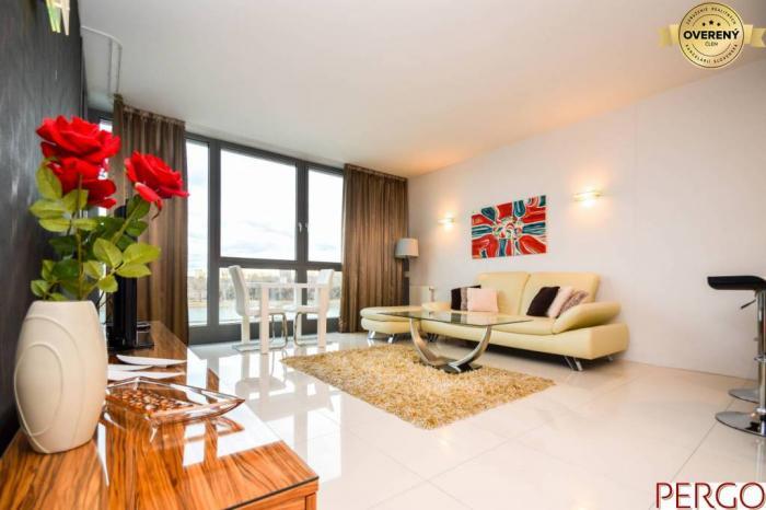 Reality Nový zariadený 2-izbový byt s balkónom v Eurovei