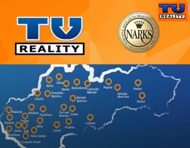 Reality Pripravujeme predaj trojizbového bytu, kompletná rekonštrukcia, 68 m2, tichá lokalita, Trnava, u