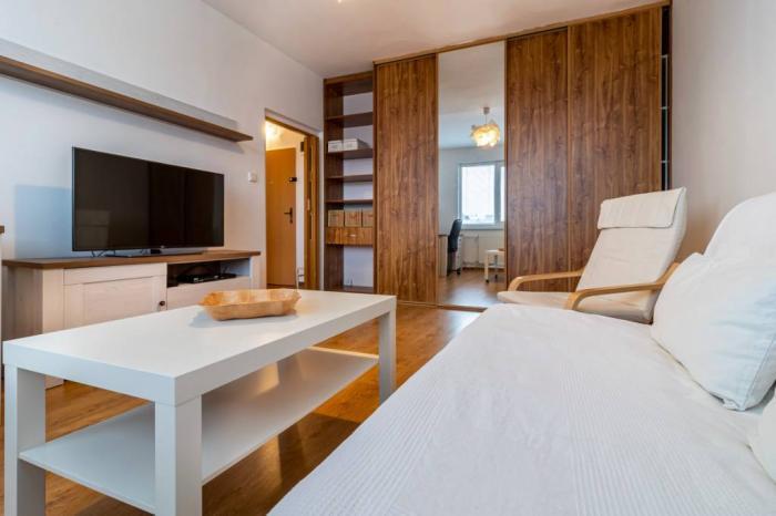 Reality Útulný 1-izbový byt na prenájom, 35 m2, Západ, ul. Popradská