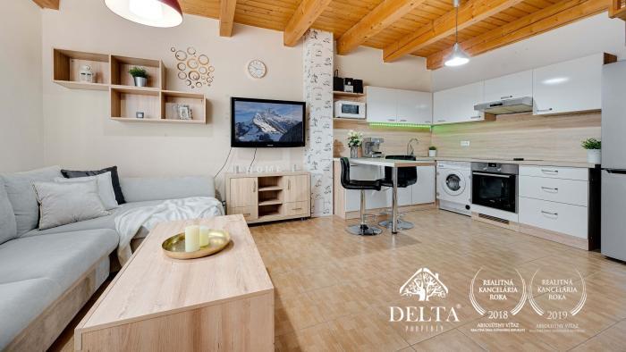 Reality DELTA   2 izb. mezonet s parkovaním, Ihličnatá, Vrakuňa