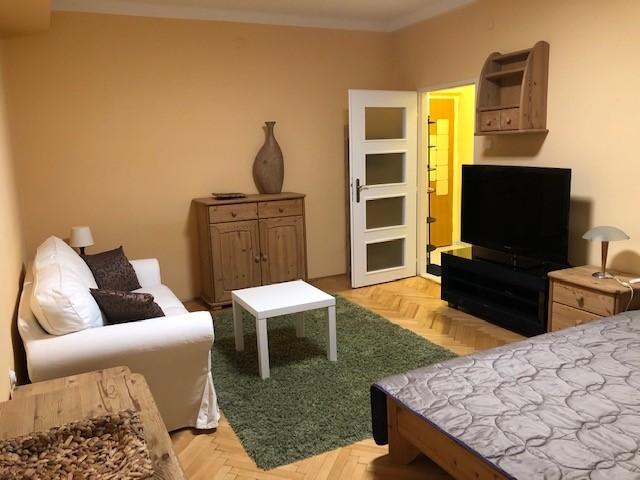 Reality Útulný jednoizbový byt na Kvačalovej ulici