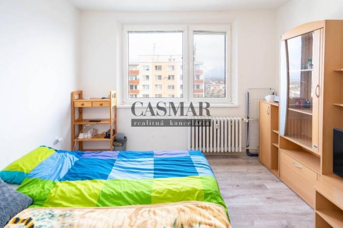 Reality Casmar RK ponúka na predaj garsónku v Galante