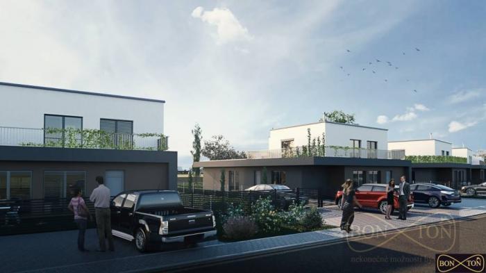 Reality VILADOM 4-izbový byt  s terasou ,  pozemok 575m2, parking