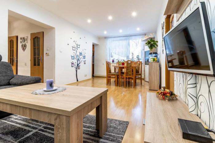 Reality 4 izbový byt v Zemplínskej Teplici