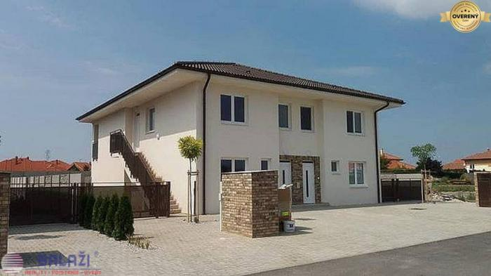 Reality PARTIZÁNSKE , 3 izbový byt v novostavbe rozloha 70 m2 + záhrada