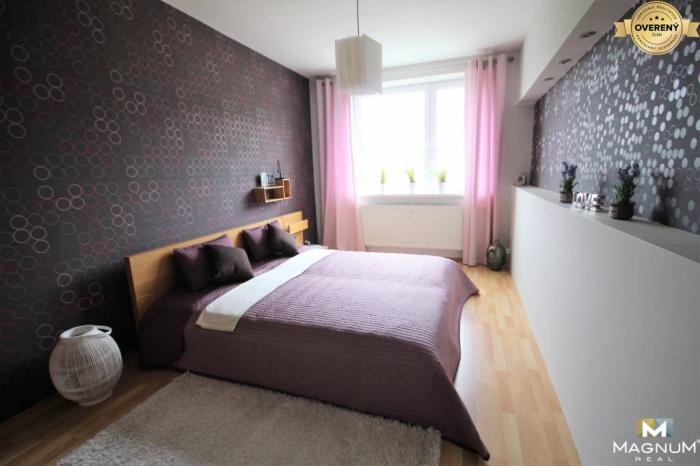 Reality Pekný 3i. byt s výhľadom, Vlárska ulica, Kramáre, s energiami v cene