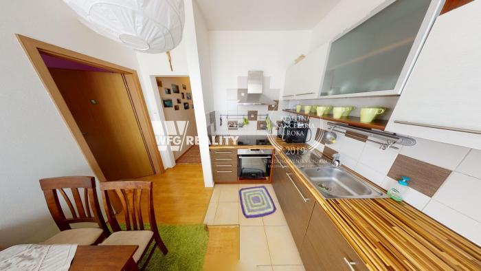 Reality Prenájom - 2 izbový byt v komplexe Kastor v Žiline