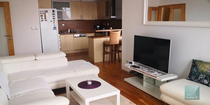 Reality SENEC - NA PRENÁJOM  - 2 izbový priestranný zariadený byt s klimatizáciou na Tureckej ul. v Sen