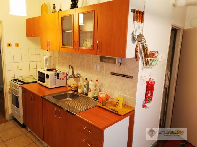 Reality 2914  Chcete bývať v centre Nových Zámkov.