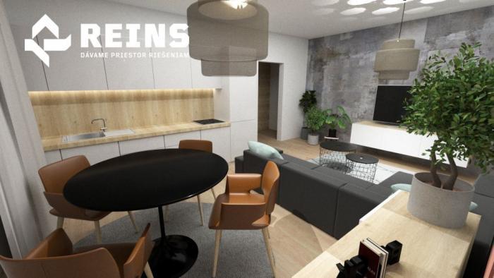 Reality Rekonštruovaný 3 + 1 izb. investičný  byt v Petržalke za bezkonkurenčnú cenu – Kopčianska