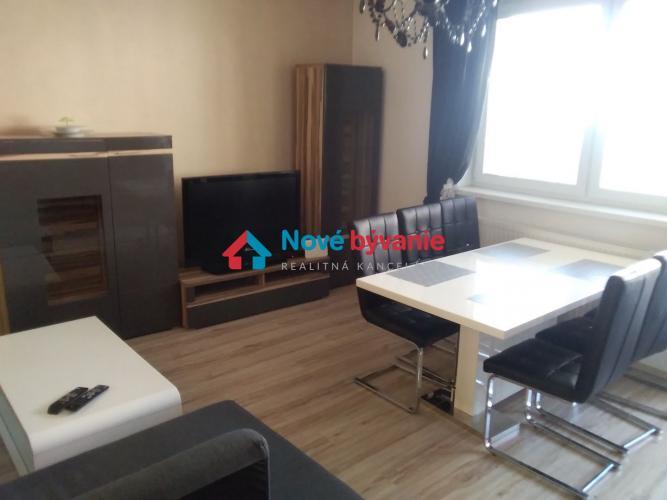Reality Prenájom 3-izbového bytu z balkónom v novostavbe na Jeleneckej ul. Nitra 72-  213- MIK