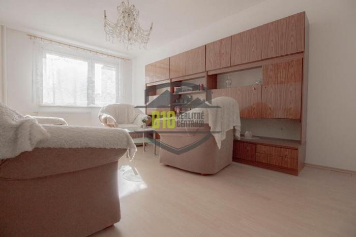Reality 4-i slnečný byt v spodnej časti Klokočiny