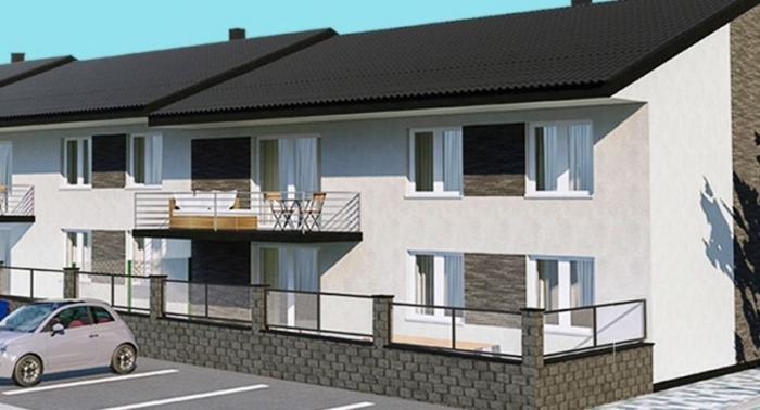 Reality Nový 1-izbový byt v novostavbe, Častkovce