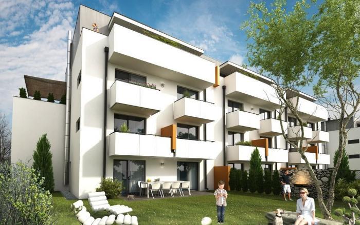 Reality Nový 3-izbový vilabyt so zahradou v novostavbe, Nové Mesto nad Váhom
