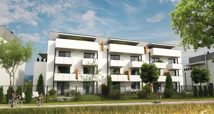 Reality Nový 2-izbový byt s dvoma balkonmi v novostavbe, Nové Mesto nad Váhom