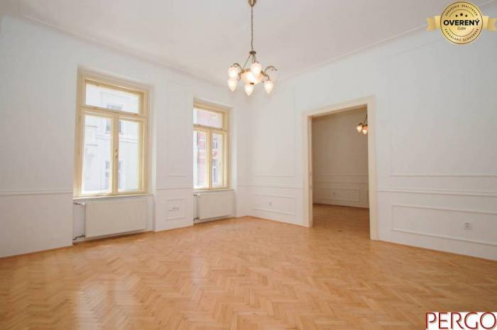 Reality 3,5-izbový byt v historickom centre