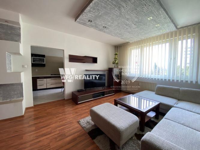 Reality kompletne  zrekonštruovaný 3i byt na Solinkách/70m2/