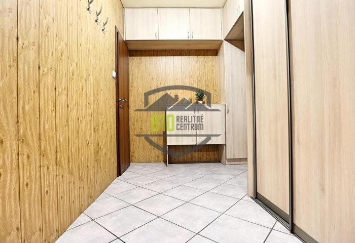 Reality EXKLUZÍVNE: ÚTULNÝ 3-izbový byt - HLINY VII, BALKÓN