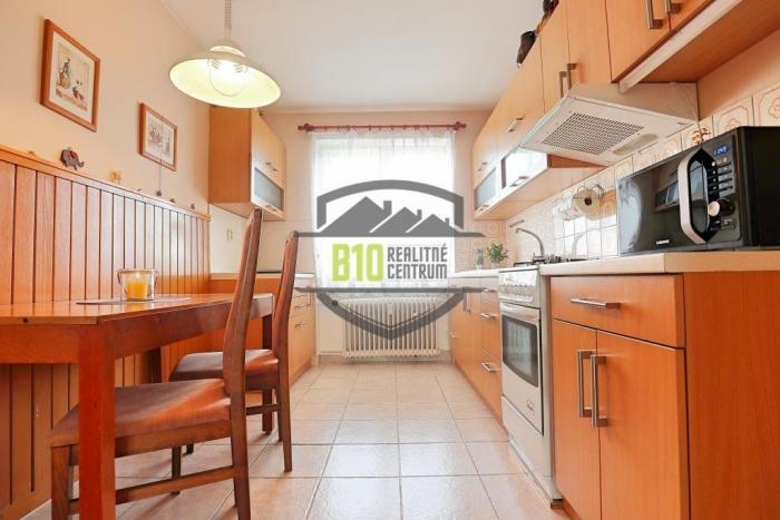 Reality EXKLUZÍVNE: 3-izbový byt, BALKÓN, LAUBNE - CENTRUM