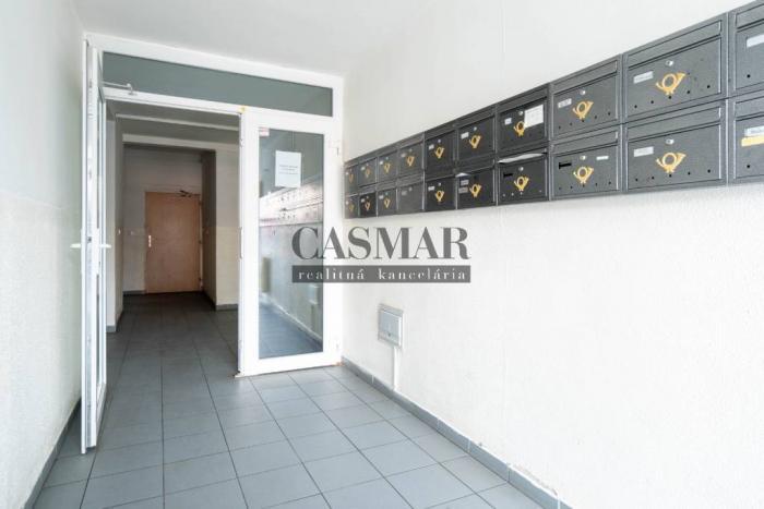 Reality Casmar RK ponúka na predaj 2izb. byt v Galante