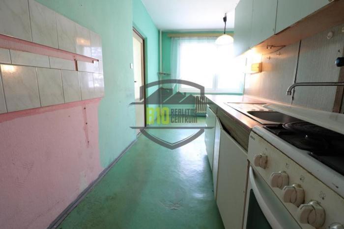 Reality NA PRERÁBKU - 2 izbový byt 59 m2 Košúty 1