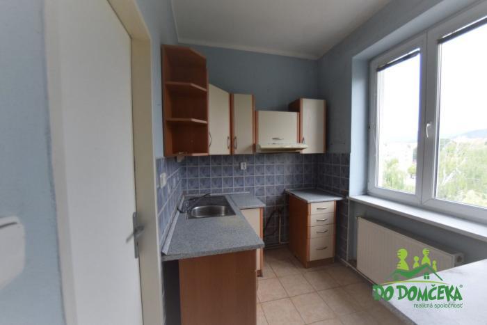Reality TOP PONUKA - Trojizbový byt, Hronské Predmestie, Uhlisko, Banská Bystrica