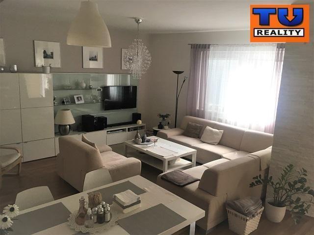Reality Komplet zariadený 2.izb.byt v novostavbe 60 m2 + loggia 15 m2, a vrátane parkovacieho státia pred
