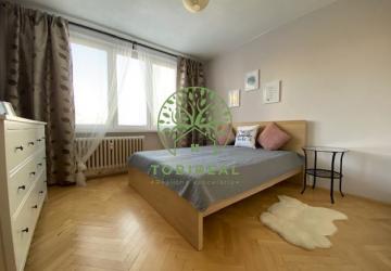 Reality 2 izbový byt s balkónom, 55 m2, Hroncova ulica, Košice - Sever