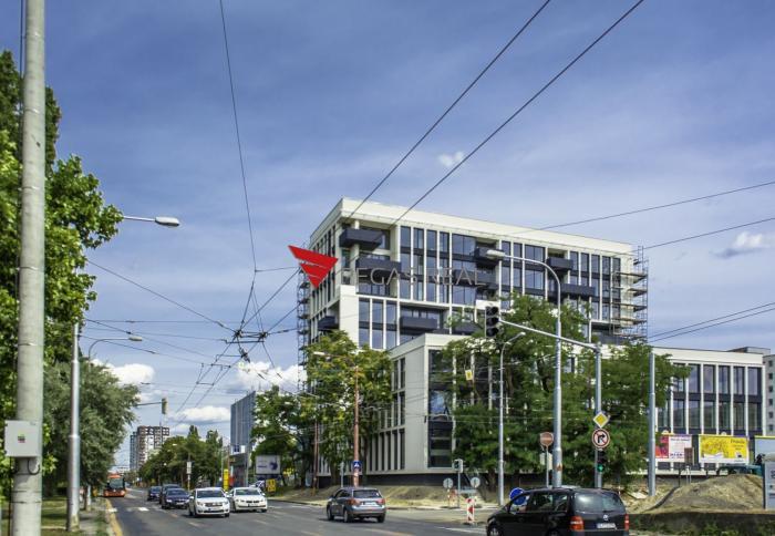Reality 2 - izbový byt v unikátnom projekte bytového komplexu TREENIUM, ktorý vyniká architektúrou so