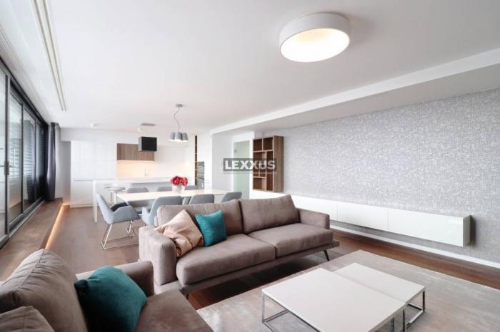 Reality LEXXUS-PRENÁJOM luxusný veľkometrážny 4-izbový byt pod Slavínom