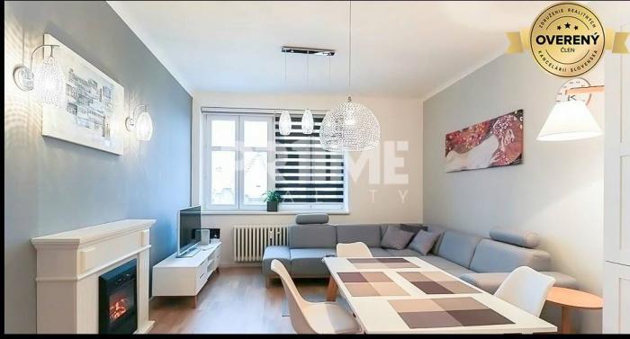 Reality Krásny 2 byt, kompletná rekonštrukcia, výhľad,centrum,Bezručova ulica