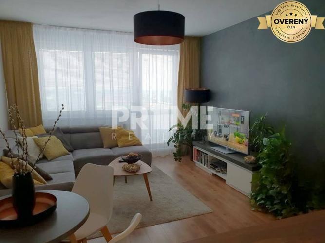 Reality Pekný 3i byt, novostavba, loggia, výhľad, parking, Perla Ružinova