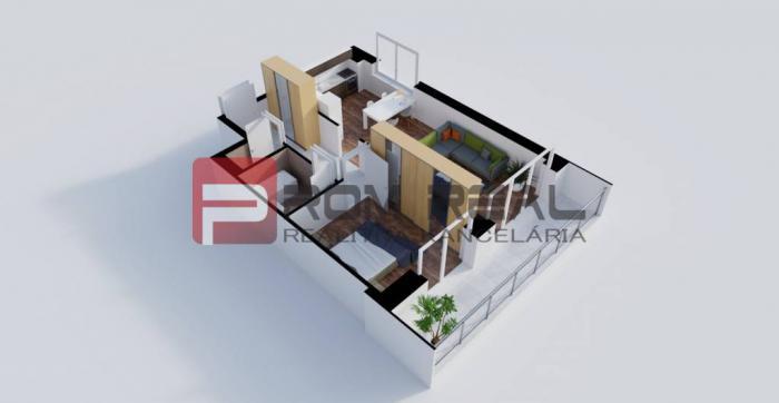 Reality Na predaj 2 izbový byt v novom projekte Byty Rozálka Pezinok - byt 3A